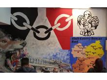 Wolverhampton waiting room mural (1) - April 2019