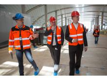 Nye Oslo Lufthavn åpner om ett år