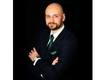Piotr Ostaszewski, Country Sales Manager i Polen