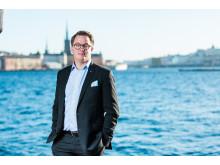 Johan Frisk, VD Bavaria Bil Sverige