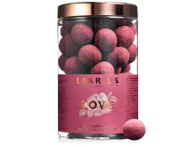 LOVE - Lakris fra Johan Bülow, Rasberry Chili