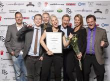 Vinnare Årets Matsalsteam