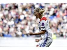 Ada Hegerberg under semifinalene motLyon-Chelsea Women UEFA Champions League_21 april 2019_foto AFP
