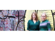 Författarfoto: Josefine Qvarfordt och Anna Bergkvist