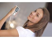 Walkman S750 White