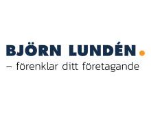 Björn Lundéns logotyp