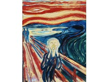 "VIK MUNIZ, ""The Scream, after Edvard Munch from Pictures of Pigment"", 2006"