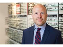 Vision Express CEO Jonathan Lawson