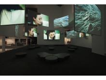 Installationsbild Isaac Julien