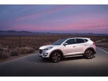Nya Hyundai Tucson.