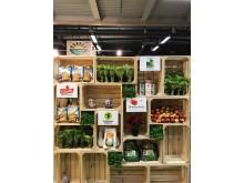 Svenskt Sigill märkta produkter visas upp på STHLM Food & Wine