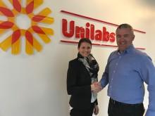Pridok og Unilabs signerer avtale