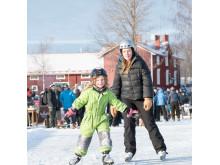 Välkommen ut Tavelsjö AIK isbana