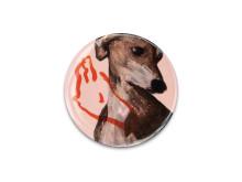 Yoga Girl Ringo badge