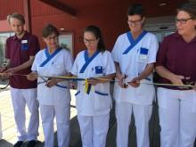 Region Uppsalas  nyaste vårdcentral invigd