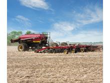 Väderstad förvärvar Seed Hawk - På bilden 60 foot 45 series toolbar and tank