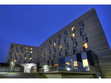 Quality Hotel Ostrava City, Exterior