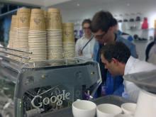 Smaken av svenskt kaffe går hem hos Google