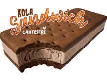 Kola Sandwich Laktosfri