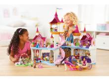 Neues Prinzessinnenschloss von PLAYMOBIL - ab Mitte September 2016
