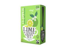Clipper Lime & Ginger Green Tea