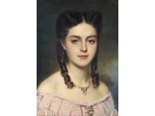 Porträtt av Wilhelmina von Hallwyl