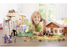 Die neue Heidi Spielwelt von PLAYMOBIL