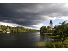 Sveriges vackraste tågresa bild 9  -Tredjepristagaren: Järvsö-Ånge