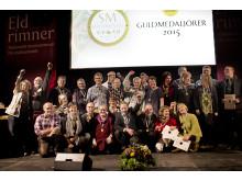 Vinnarna på SM i Mathantverk 2015