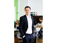 Filip Johansson, VD