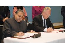 Munchmuseet inngår langsiktig samarbeid med India