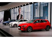 Nya Hyundai i30 på Paris Motor Show 2016