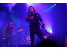 Painted Sky deltar i Livekarusellen 2014