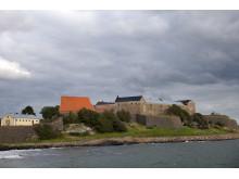 Halland - Varbergs fästning