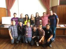 Elected Youthforia members