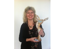 Internationellt lobbypris till Forska Utan Djurförsök