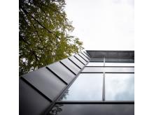 Swecos arkitekter har utformat Västerås stifts nya kanslibyggnad.