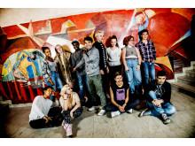 Uppsala stadsteaters ungdomsensemble 2014-15