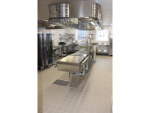 Nytt kök klart vid Hackås skola