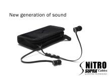 SUPRA NiTRO in-ear black