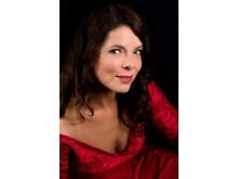 Katija Dragojevic, mezzosopran, gör rollen som Idamantes i Idomeneo på Drottningholms Slottsteater 2014
