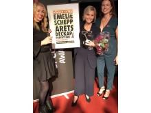 Pernilla Ericson, Emelie Schepp, Gabriella Ullberg Westin