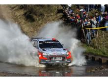 Hyundai tar sin andre seier i WRC