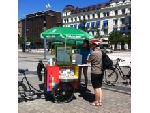 Infopoints i Helsingborg ger service till besökare