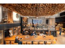 Starbuck café
