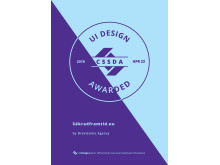 Ui Design Award, CSS Design Awards