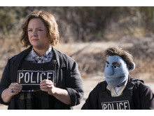 THE HAPPYTIME MURDERS - Actionkomedie med bl.a. Melissa McCarthy