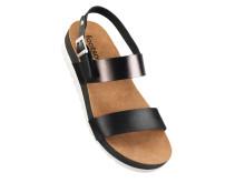 Enkel bekväm sandalett