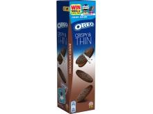 OREO Crispy & Thin Chocolate Cream