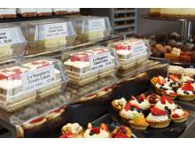 QL-800-etikettitulostimella voit merkitä elintarvikkeita erottuvasti